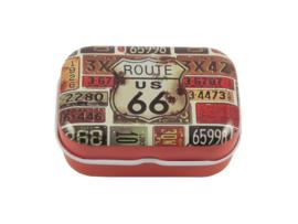 Route 66 Blikken Doosje #15 R66D15