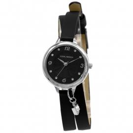 Meiden Wikkel Horloge Bente Zwart / Cool Watch CW.260