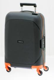 Zwart met Oranje Harde Trolley van Davidts SK-Line