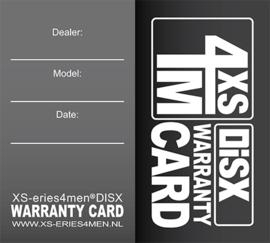 XS-eries4men Oni hanger van Stainless Steel