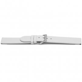 Horlogeband H506 Classic Wit Ongestikt 22x22 mm NFC