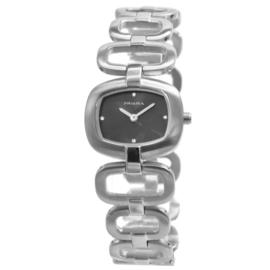 Prisma Elegant Dames Horloge met Opengewerkte Horlogeband