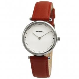 Prisma Dames Horloge 33B811009 Rood Horlogeband
