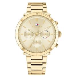 Tommy Hilfiger Goudkleurig Horloge voor Dames