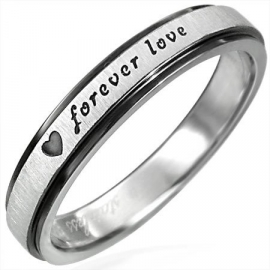 RING -forever love- en een hartje SKU24675