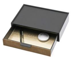 Bruine Make-Up Glamour Box van Davidts