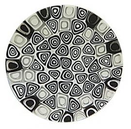 Zwart-wit Patroon Glasmunt MY iMenso 33-1184