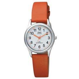 Q&Q Kids Horloge met Oranje Horlogeband