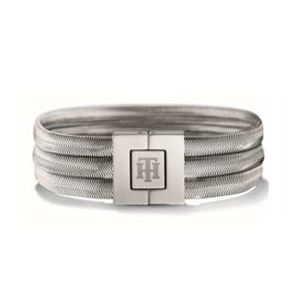 Edelstalen Driedubbele Dames Armband van Tommy Hilfiger TJ2700975