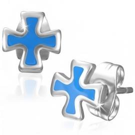 Blauwe Kruis Oorstekers