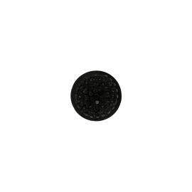 Zwart Swarovski muntje in 14mm van MY iMenso