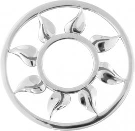 Zilveren Zon 3D Fusion Munt 33-1208