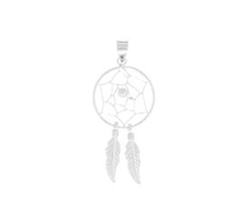 Droomvanger Hanger van Gerhodineerd Zilver