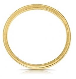 Goudkleurig Cirkel ornament - Jiving