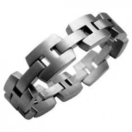Robuuste Schakel Bracelet van C MY STEEL