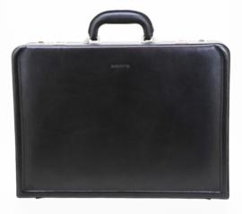 Zwarte Yale & Standford Koffer van Davidts