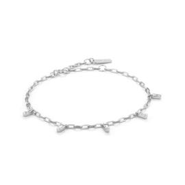 Glow Drop Bracelet van Ania Haie