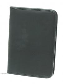 Zwarte Schrijfmap