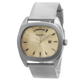 Classic 70's NR 2 Heren Horloge van Prisma