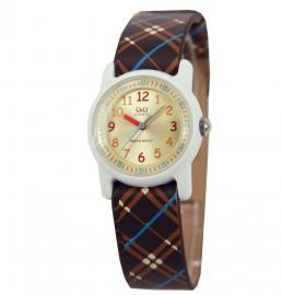 Klassiek Meisjes Q&Q Horloge