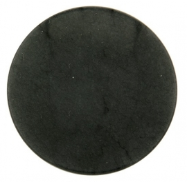 Dark Gray Gemstone Munt van MY iMenso