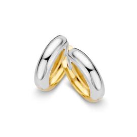 Excellent Jewelry Bicolor Creolen voor Dames
