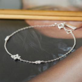 Cluster Bracelet van Ania Haie