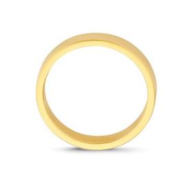 Gouden Relatiering van echt 14k Goud