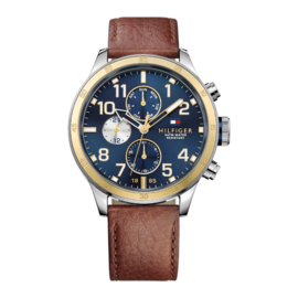 Tommy Hilfiger Herenhorloge Trent TH1791137