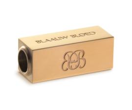 Essential Gold | Lava Kralen Armband van Blaauw Bloed
