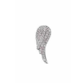 Zilveren Rechter Ear Cuff van Daisy