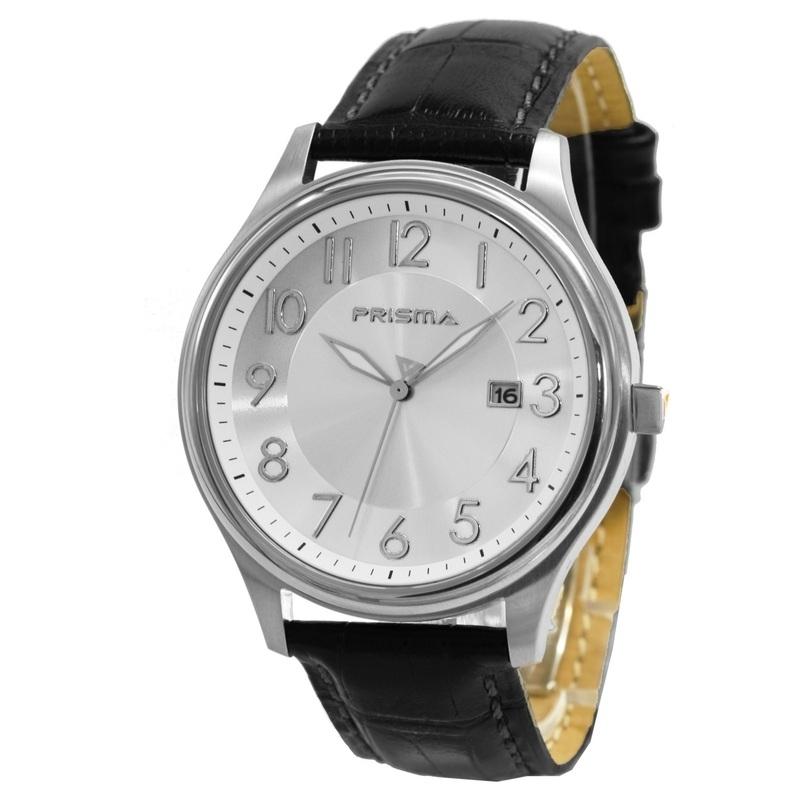 Prisma Horloge 33W133241 Heren Sport Edelstaal