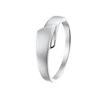 Ring van Zilver / Maat 19,5