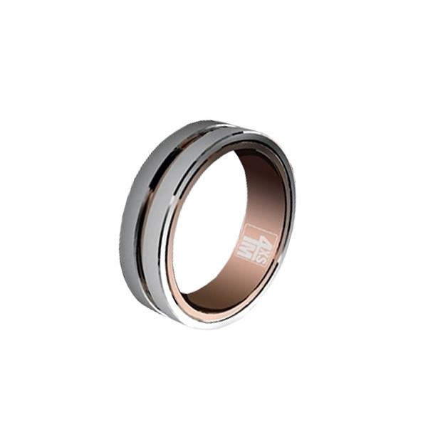XS-eries4men Bysen Ring van Staal