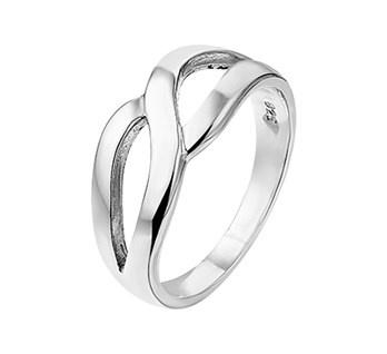 Ring van Zilver / Maat 17,2