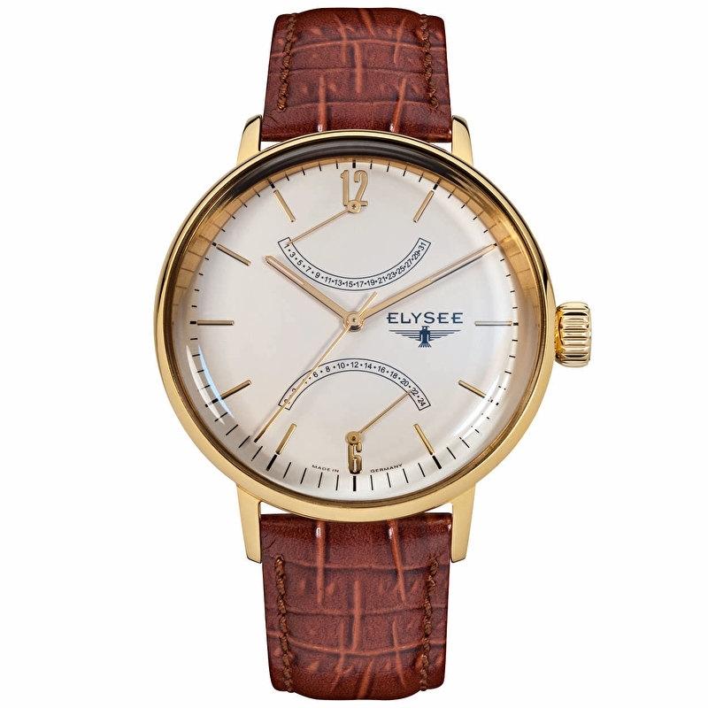 Elysee Sithon EL.13271 Heren Horloge 2 Wereldzone