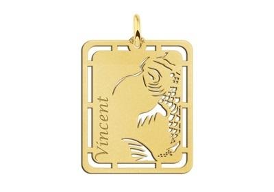 Koi Karper Gouden Naamhanger Names4ever GNH56