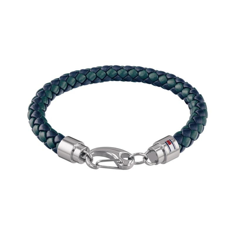 Tommy Hilfiger Armband Blauw TJ2790045 (Lengte: 21.50 cm)