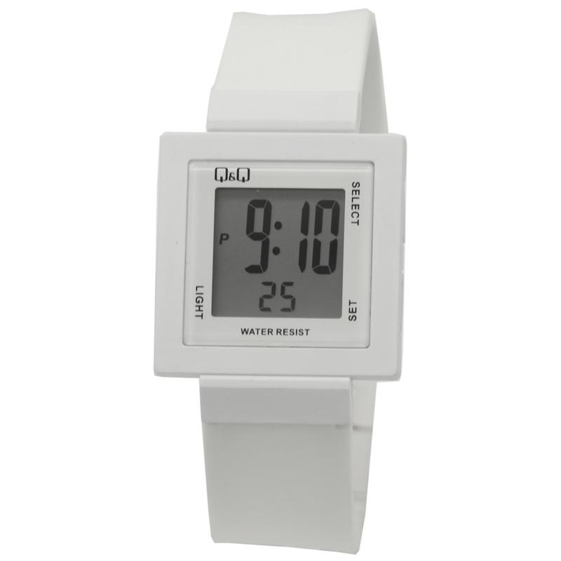 Q&Q digitaal unisex horloge