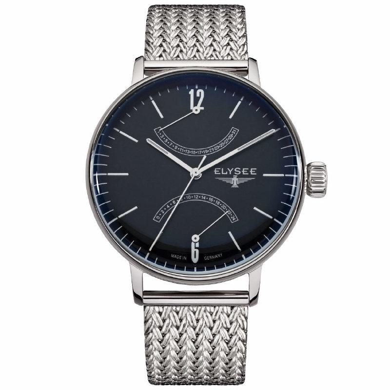 Elysee Sithon  EL.13276M Heren Horloges 2 Wereldzones