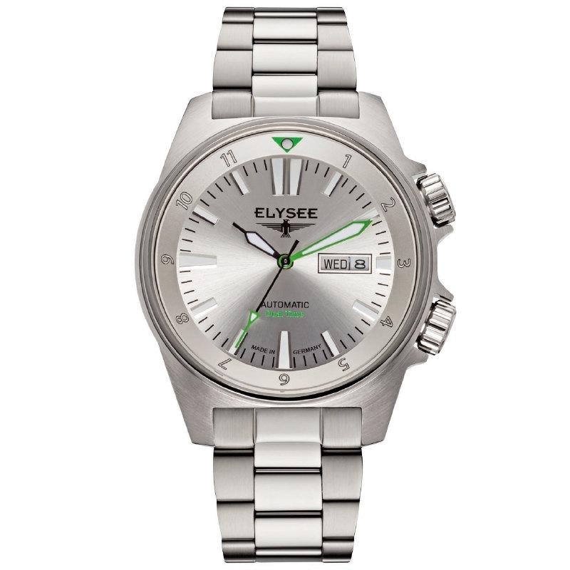 Elysee Dual Timer Heren Horloge
