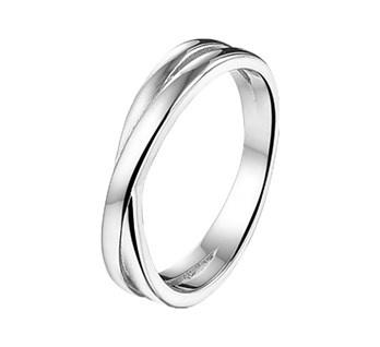 Ring van Zilver in Maat 16,5mm