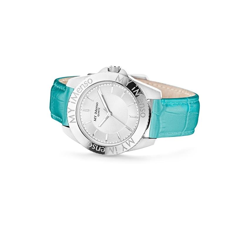 Compleet MY iMenso Quartz Horloge  / Tukoois