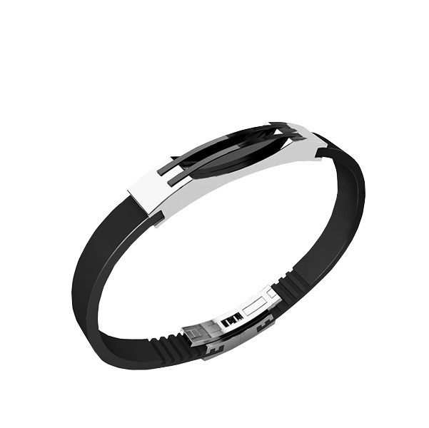 XS-eries4men Baku Armband Zwart