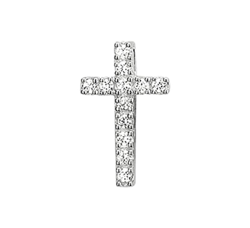Kruis Hanger van Zilver | Sale Sieraden