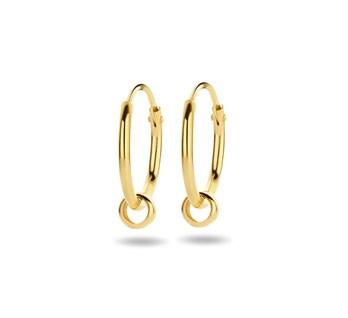 Gouden Oorringen Ringetjes