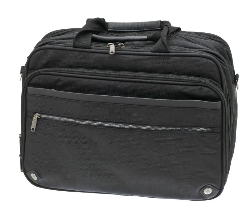 Basic Zwarte tas – Large