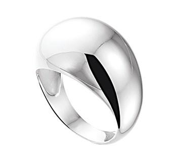Zilveren Ring  / Maat 19