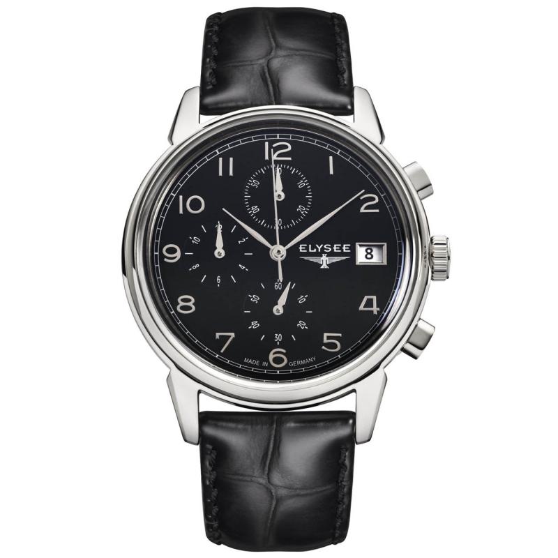 Elysee Vintage Chrono EL.80551 Chronograaf Horloge