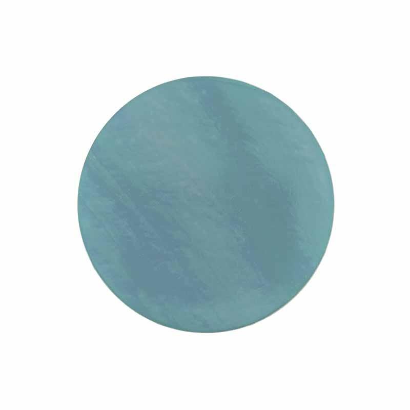 Light Blue 33mm Schelp Insignia van MY iMenso